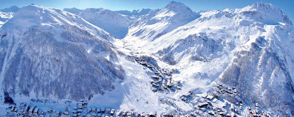 Hiver Val d'Is�re ski